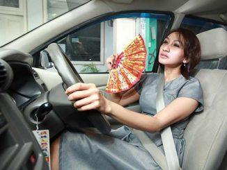 điều hòa ô tô không mát khi trời nóng