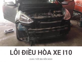 LỖI ĐIỀU HÒA XE I10